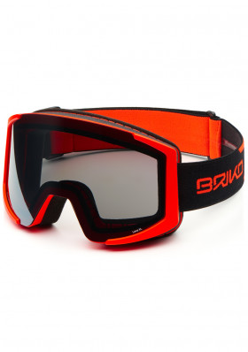Briko LAVA XL MT ORANGE FL-BLK-SM3