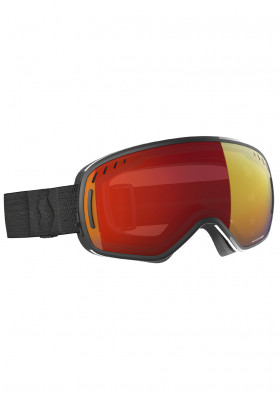 Scott Google LCG Black ampl Red chr