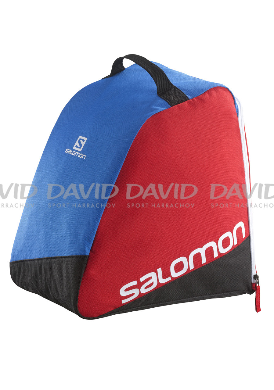 SALOMON ORIGINAL BOOT BAG BRIGHT RED/BL/BK