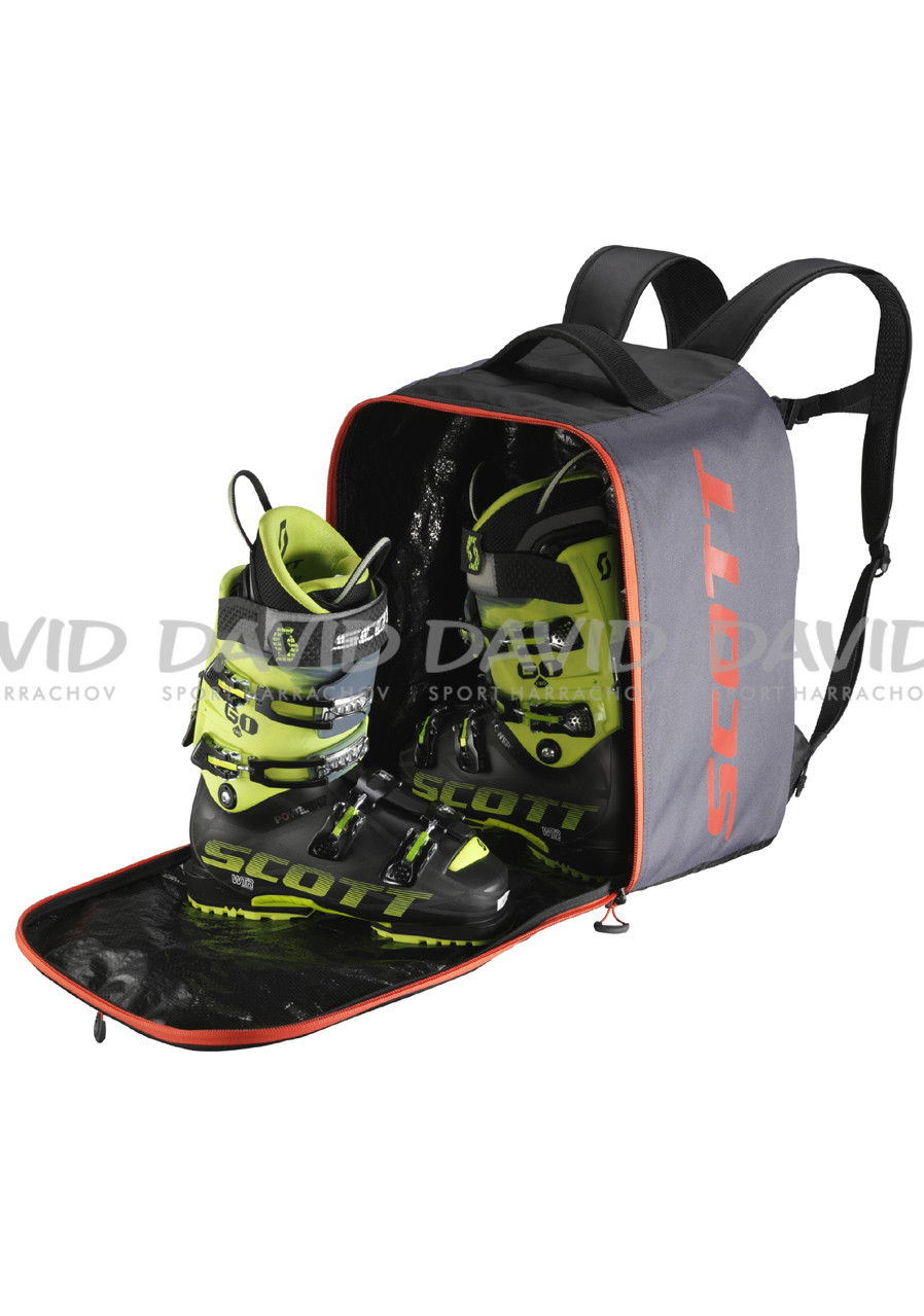 detail SCOTT BAG SKI BOOT BLK/GREY