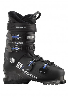 Salomon X ACCESS 80 wide BLACK/White