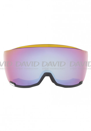 detail Atomic Visor ID HD Lens Yellow/Blue