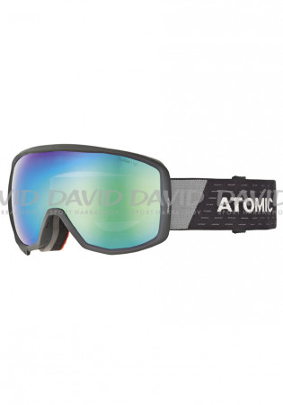 detail Atomic Count JR Spherical Black/Grey