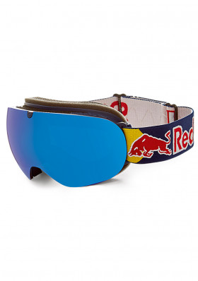 Red Bull Spect Magnetron Ace-003 Matt dark blue frame/blue
