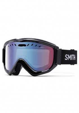 Lyžiarske okuliare Smith Knowledge OTG Black / Blue Sensor
