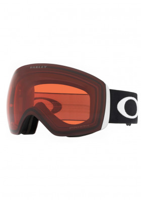 Lyžiarske okuliare Oakley 7050-03 Flight Deck XL Matte Black w / Prizm Rose