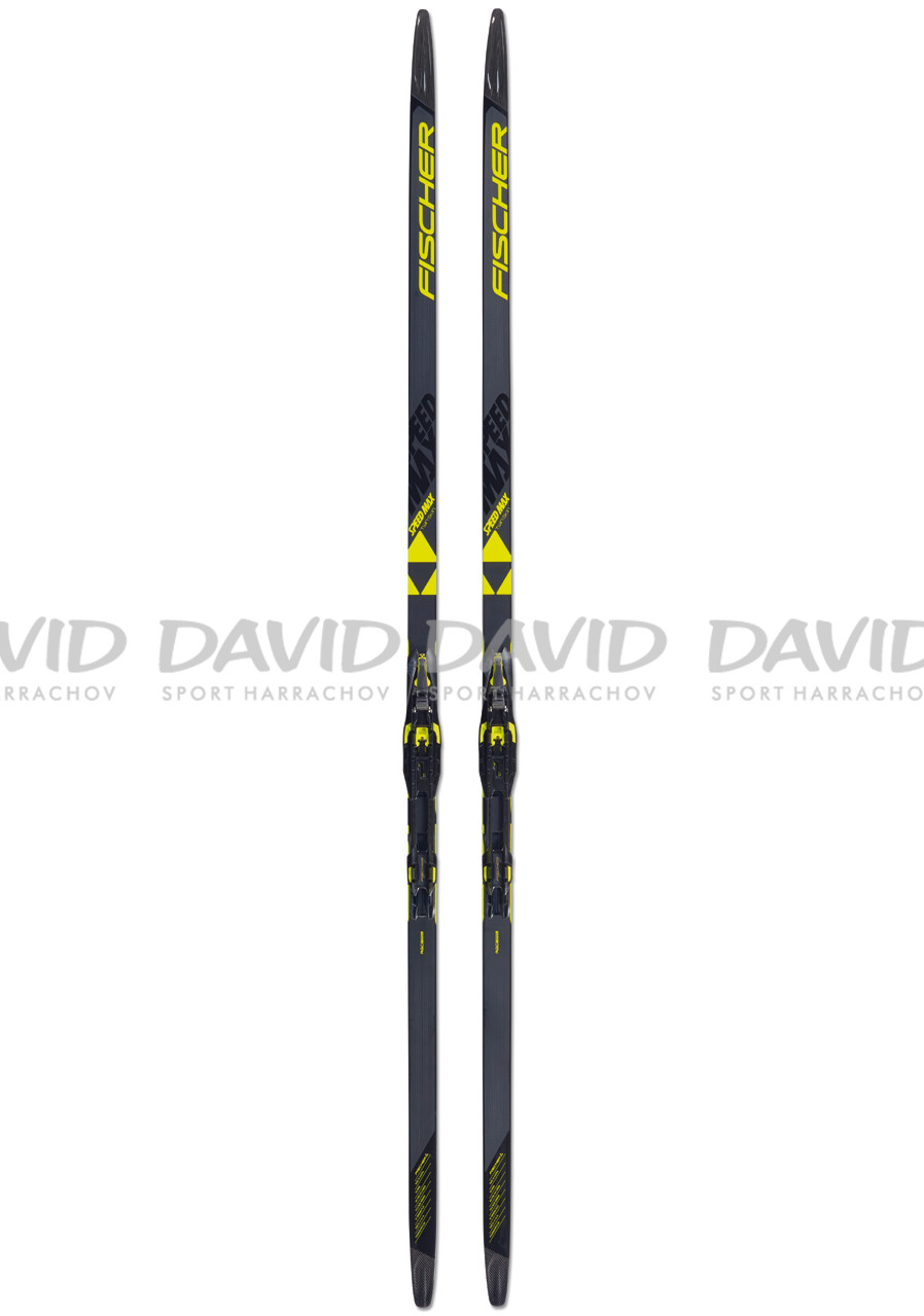 Fischer Twin Skin Speed Stiff