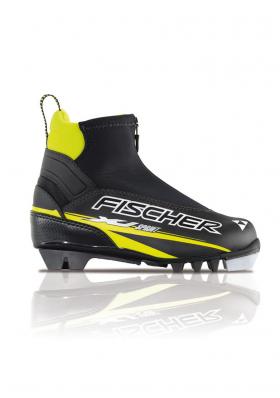 Detské bežkárske topánky Fischer XJ Sprint 14 15 Najobľúbenejšie topánky na  bežky pre deti a 9e05280018c