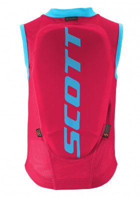 SCOTT Vest Protector Jr Actifit Pink