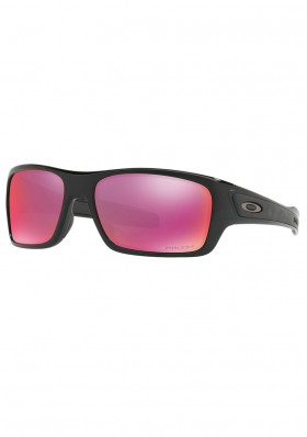 OAKLEY 9003-1057 Turbine XS Polished Black w/ PRIZM Field