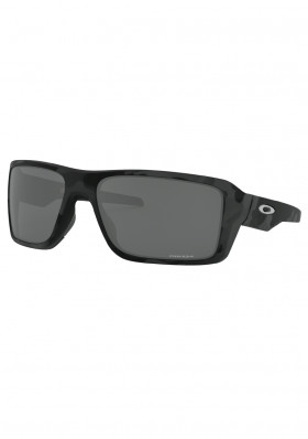 OAKLEY 9380-2066 Double Edge Black Camo w/ PRIZM Black