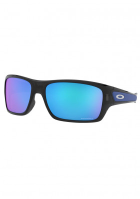 Oakley 9263-5663 Turbine Black Ink w/Prizm n