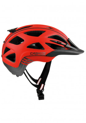 Cyklo helma Casco Activ 2 Red-Anthrazit