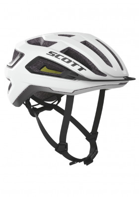 Cyklo helma Scott Helmet Arx Plus (CE) White/Black