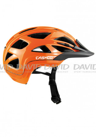detail Cyklistická prilba Casco Activ 2 Junior Orange