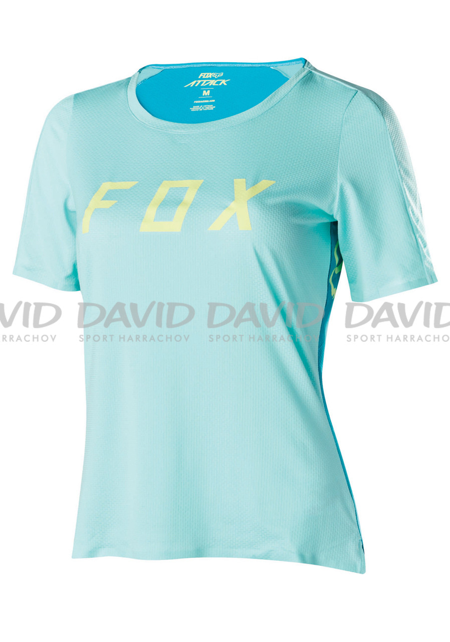 FOX 17 18481 ATTACK JERSEY W