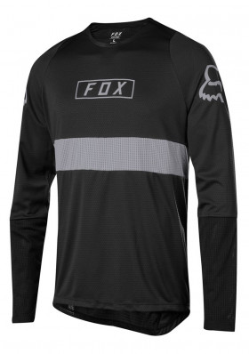 Fox Defend Ls Fox Jersey black