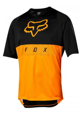 Fox Defend Ss Moth Jersey atomic orange