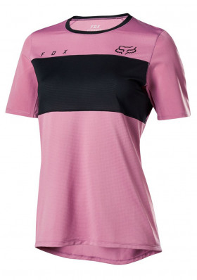 Fox Womens Flexair Ss Jersey