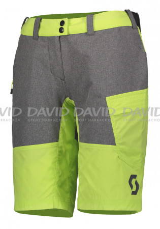detail Scott Shorts W's Trail Flow w/pad
