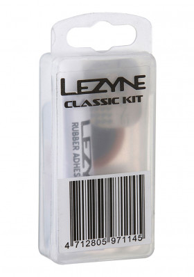 Lepenie Lezyne Classic Kit Box Clear