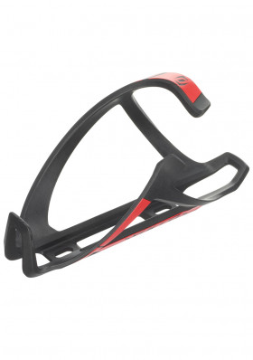Košík na fľašu Scott SYN Bottle Cage Tailor cage 2.0 R. BLK / RALL RED