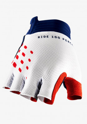 Cyklo rukavice 100% Exceed Gel Short Finger Glove