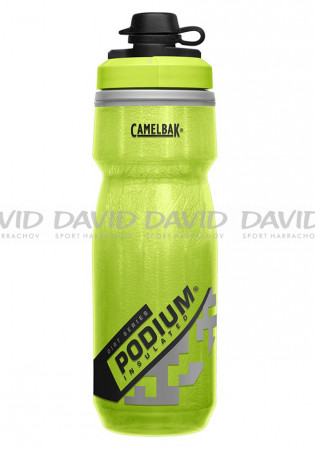 detail Fľaša Camelbak Podium Dirt Series Chill 0,62l Lime