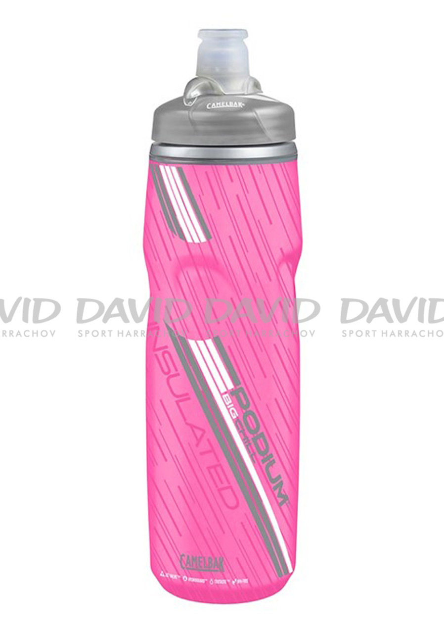 CAMELBAK PODIUM BIG CHILL 0,75 L pace pink