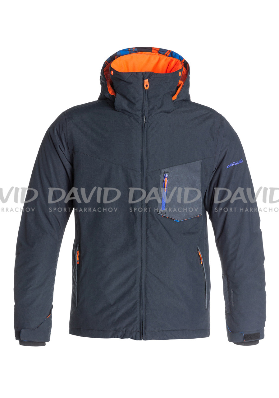 979130439 Pánska zimná bunda QUIKSILVER 15 EQYTJ03025 MISSION PLUS | David ...