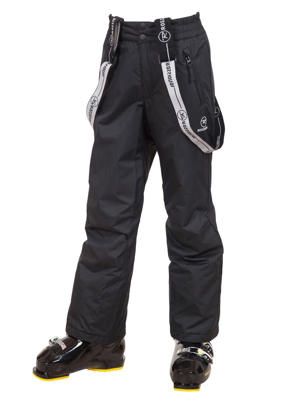 1b5caf736906 detail Detské lyžiarske nohavice ROSSIGNOL 15 YOUNTH čierne