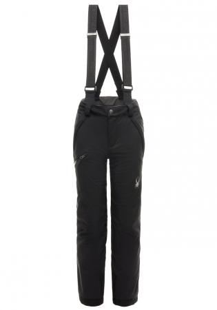 fae7c90f0c73 detail Detské lyžiarske nohavice Spyder Boy s Propulsion čierne