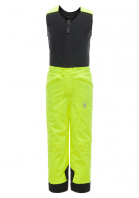 39470fb7149b9 Detské lyžiarske nohavice Spyder Bormio červené | David sport Harrachov