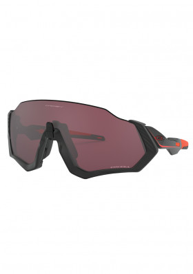 OAKLEY 9401-1337 Flight Jacket Ignite w/ PRIZM Rd Blk