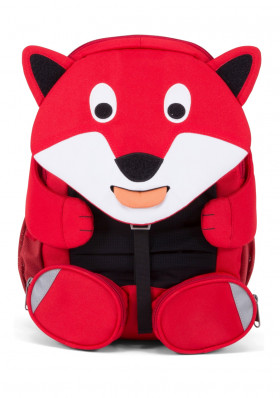 Affenzahn Fiete Fox large - red