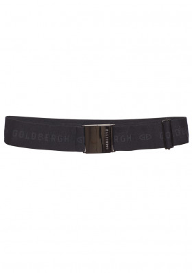 Opasok Goldbergh Dorina elastic belt BLACK