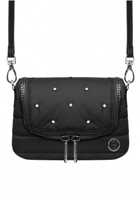 Poivre Blanc W20-9096-WO Belt Bag rivet black